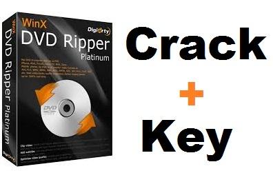 WinX DVD Ripper Platinum Crack 8.5.0