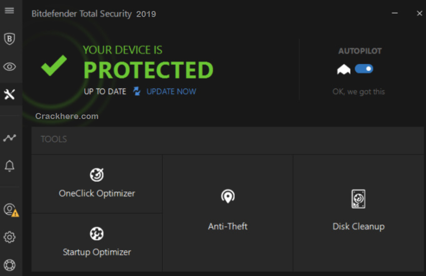 Bitdefender 2019 Crack License Key